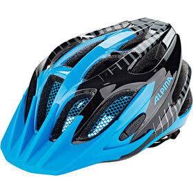 Alpina FB 2.0 Flash Helmet Jugend blue-black